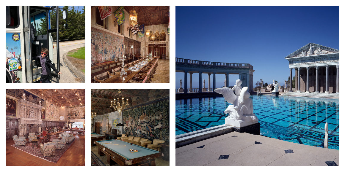 towns near Hearst castle- Well Traveled Kids