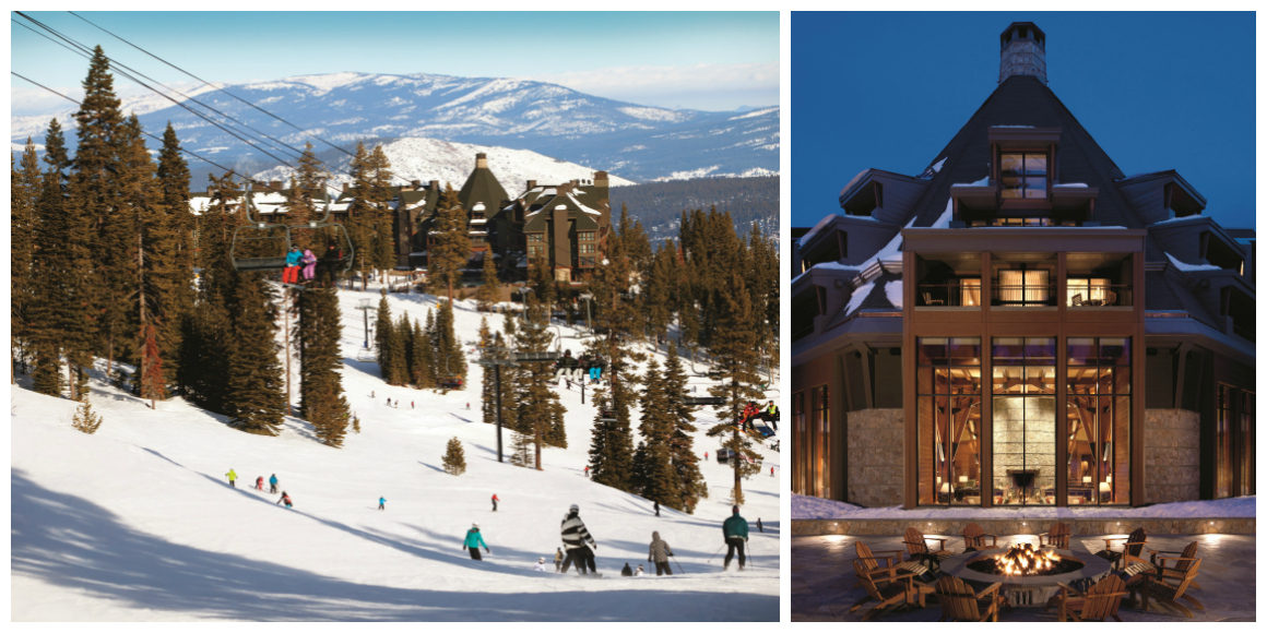 Best luxury ski vacation - Well Traveled Kids