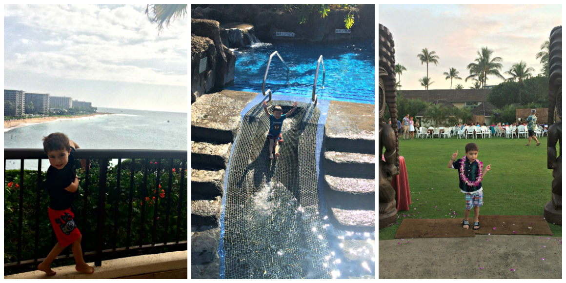 Review of Sheraton Black Rock Maui - Well Traveled Kids