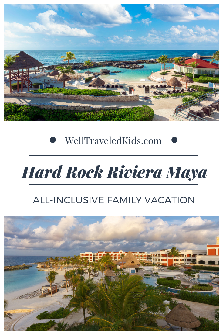 all inclusive family vacation in the riviera maya