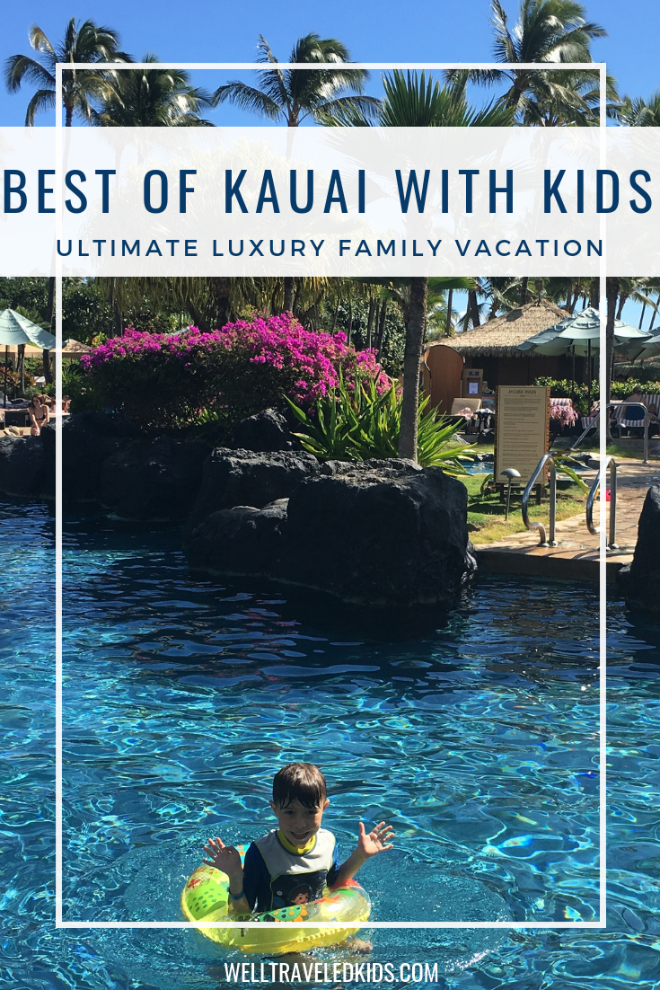 Best of Kauai with Kids - Luxury Family Vacation