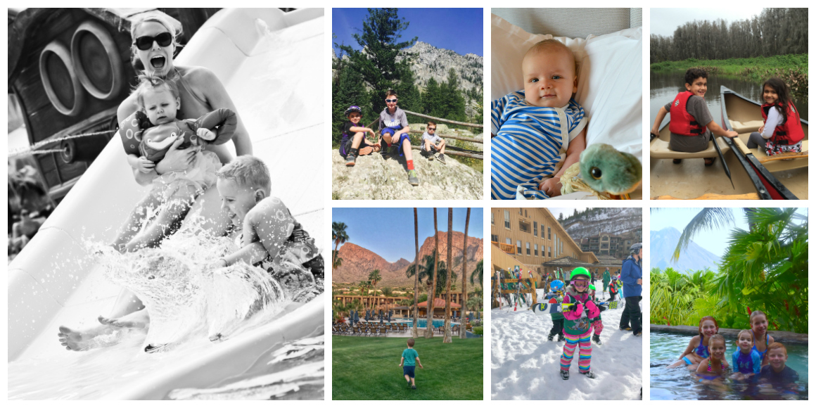 luxury family vacation ideas - Well Traveled Kids