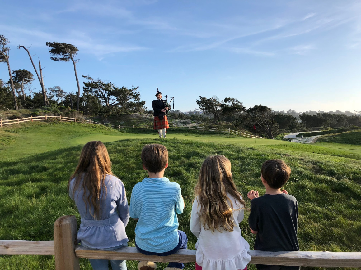 Review of The Inn at Spanish Bay with kids - Well Traveled Kids