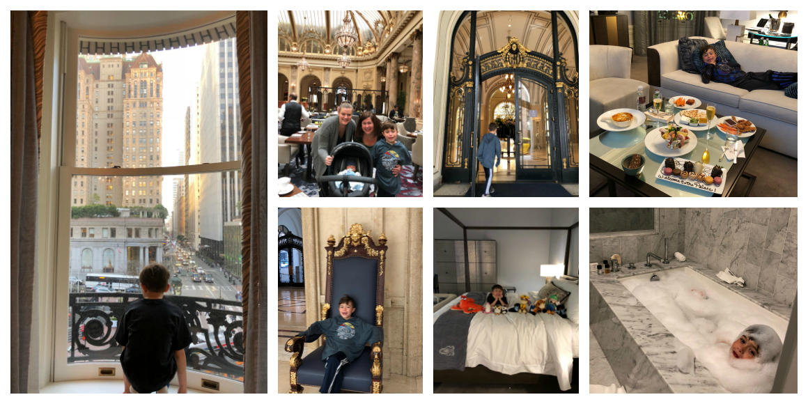 Review of the Palace Hotel San Francisco with Kids - Well Traveled Kids
