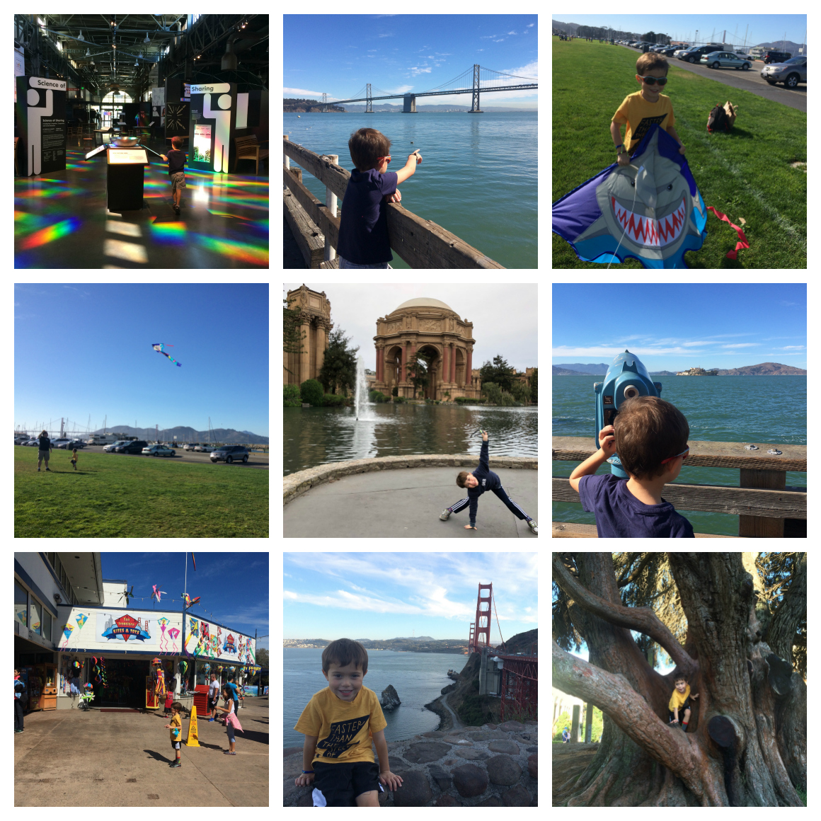 San Francisco for kids - Well Traveled Kids