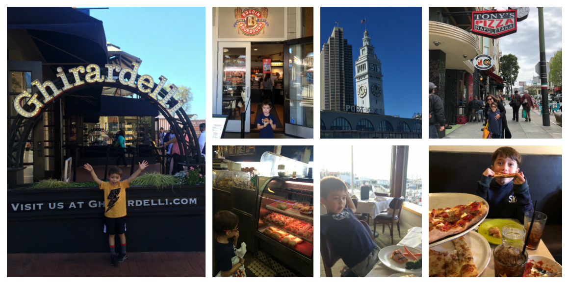 family friendly dining in San Francisco - Well Traveled Kids