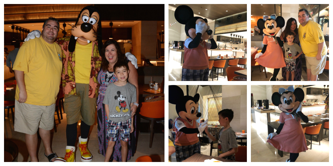 Best Disney Character Breakfast at Disney World