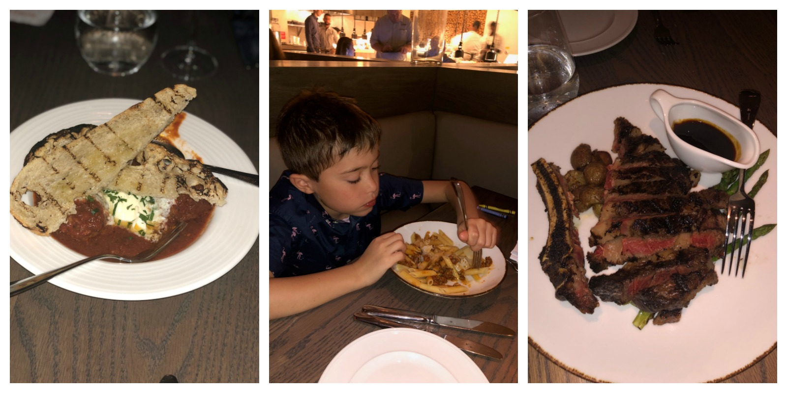 Ravello Restaurant Review
