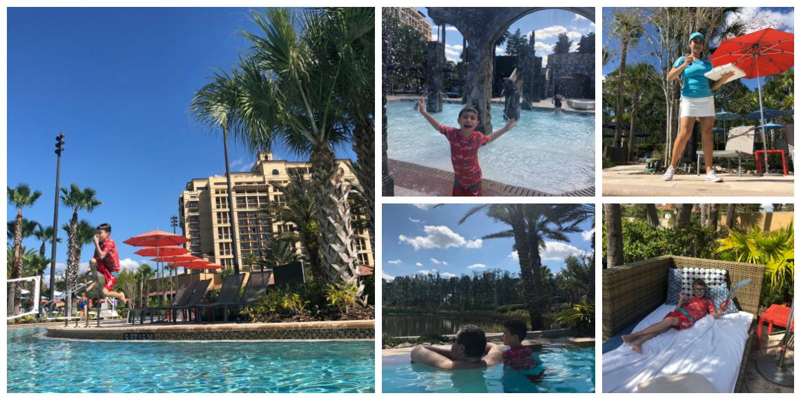 Best Disney world pools