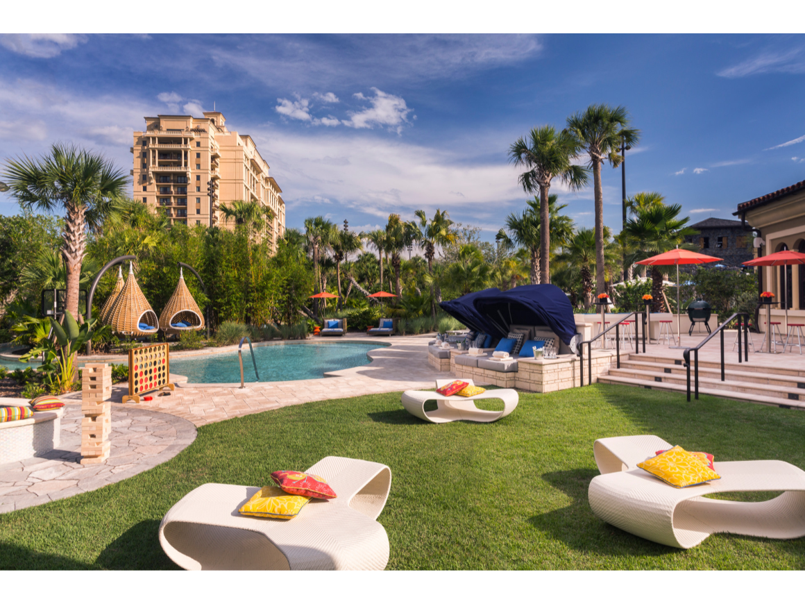 Best luxury Disney world hotel