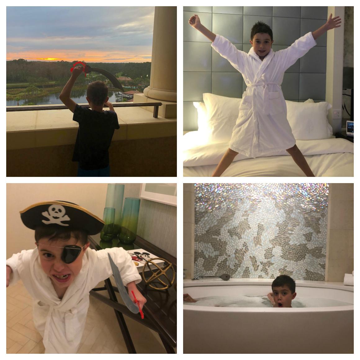 favorite luxury Disney World Hotel