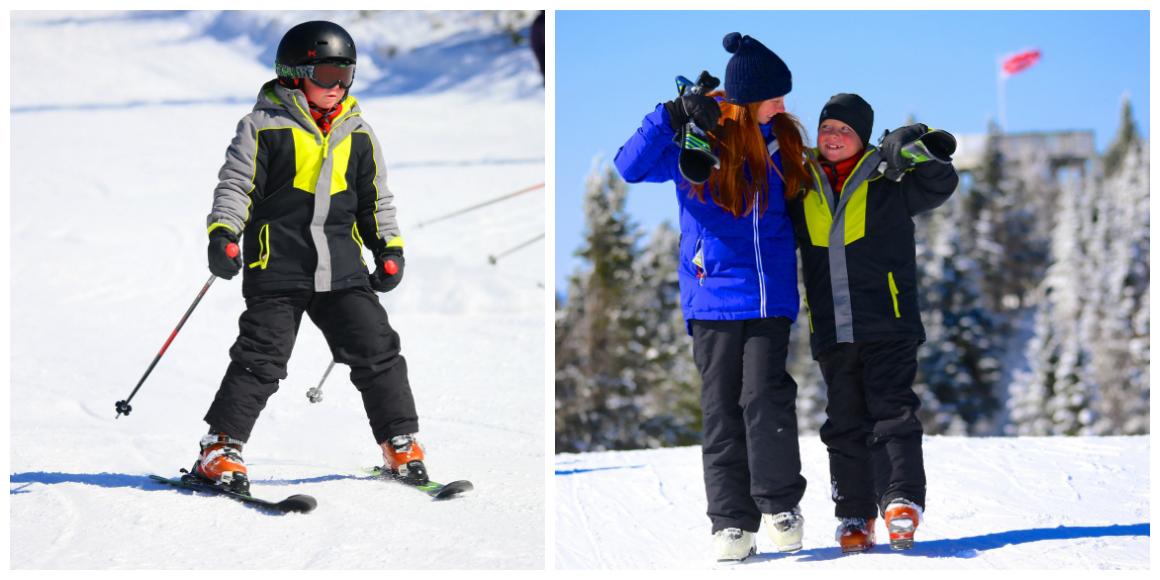 Mont Tremblant ski photographer