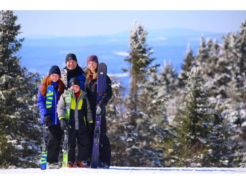 Best Things to do on a Mont Tremblant Family Ski Vacation