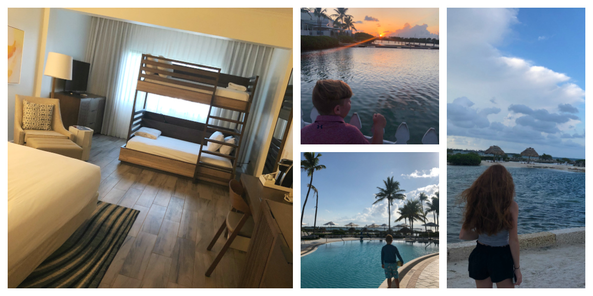 family review of Hawks Cay Resort