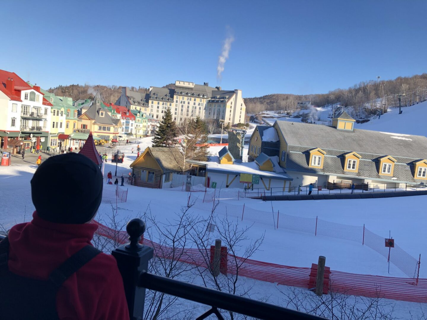 things to do in Tremblant Village with kids