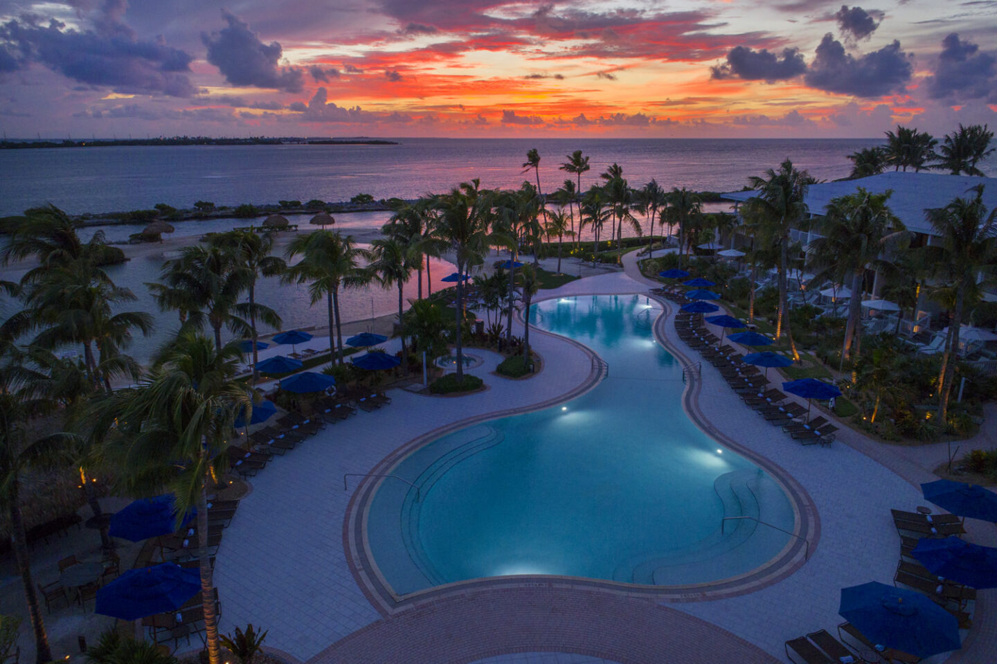 Best luxury resort in Florida keys