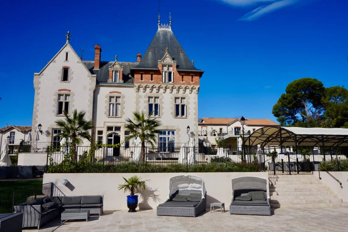 Luxury Family Holiday in a Private French Villa: Chateau St Pierre de Serjac