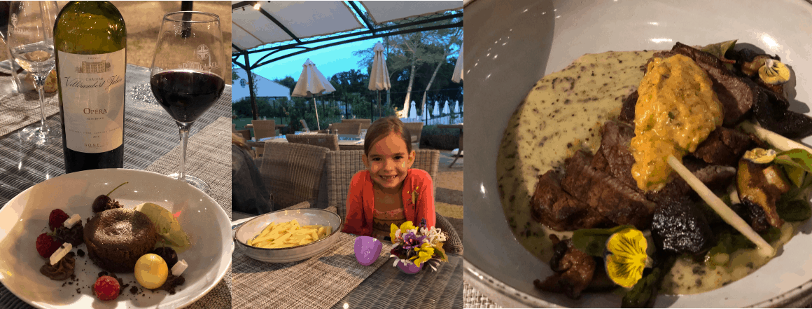 booking a Luxury French Chateau with kids