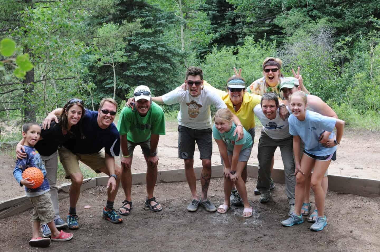 Best Colorado Family Camp