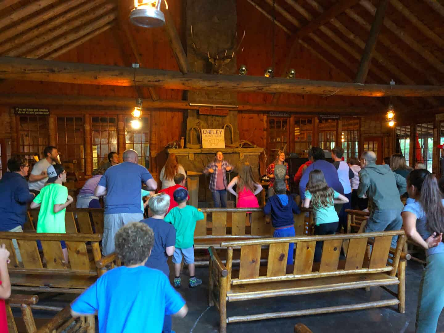 Review of Cheley Summer Camp