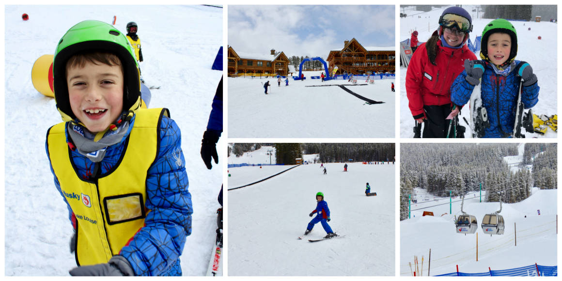 Lake Louise Ski School for Kids