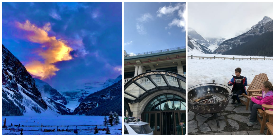 Review of Fairmont Lake Louise with Kids