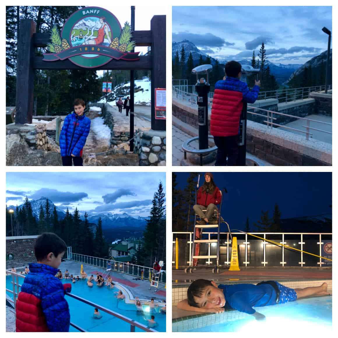 Top things to do in Banff Springs with Kids